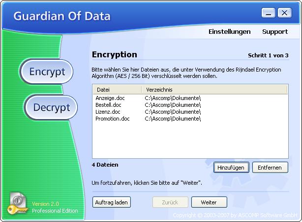 Guardian Of Data